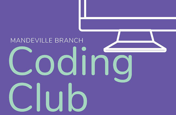3rd 6th grade coding club at mandeville events st tammany